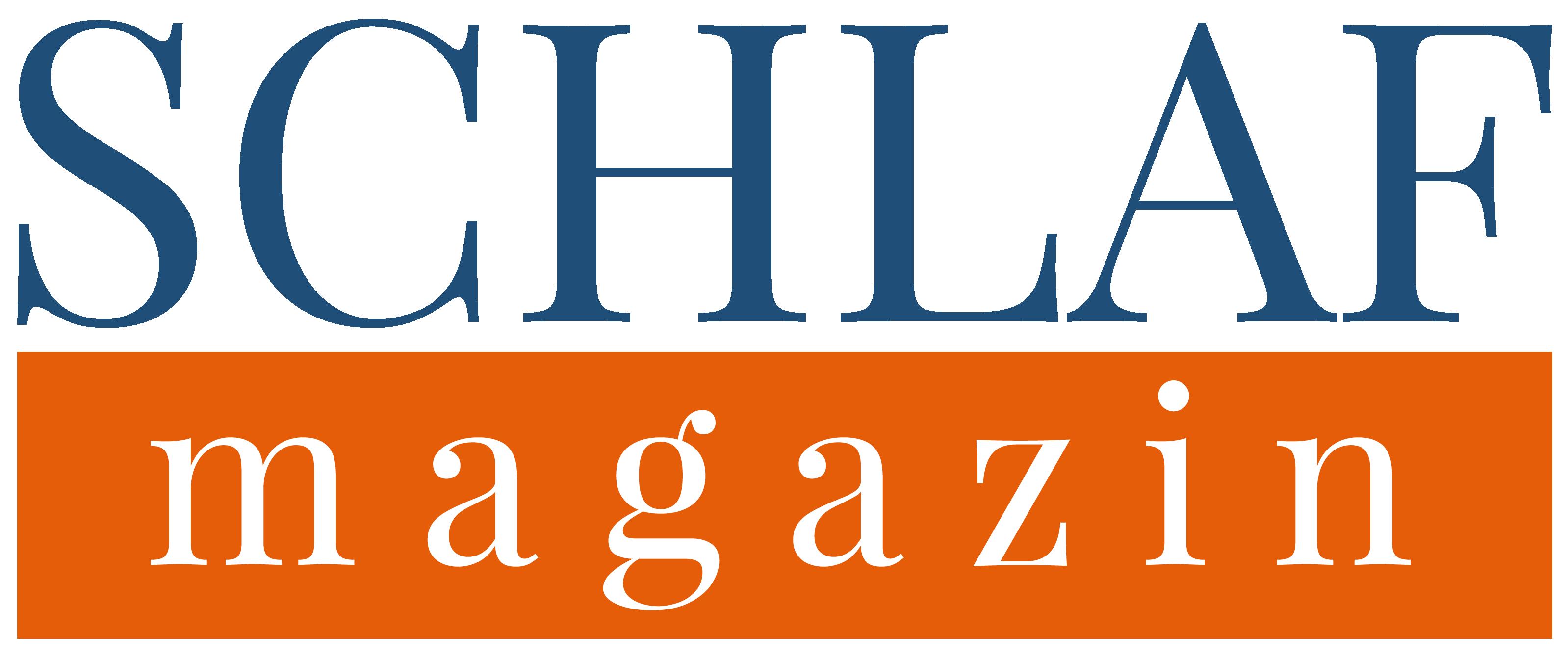 Schlaf Magazin - Logo